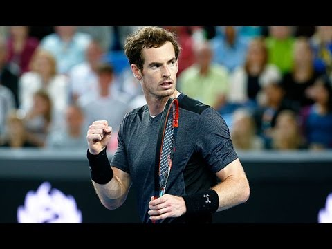 Andy Murray v Joao Sousa highlights (3R) | Australian Open 2016