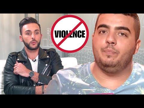 """Clément (Les Anges): """"Le cameraman a foncé sur Jaja !"""" Grosse embrouille !!!"""