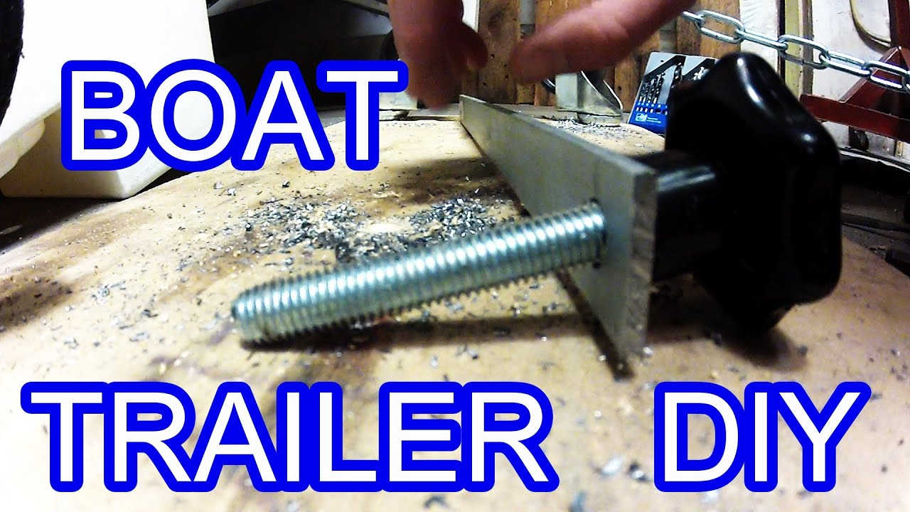 How to boat trailer light board easy barholder diy trailer how to boat trailer light board easy barholder diy trailer serie part 2 aloadofball Image collections