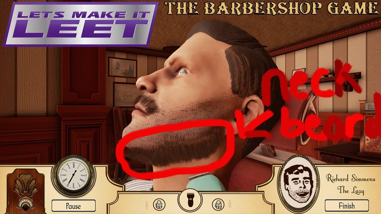 barbershop game