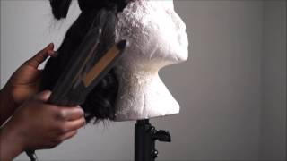 HOW TO CUT A BLUNT BOB || ALI JULIA HAIR COMPANY