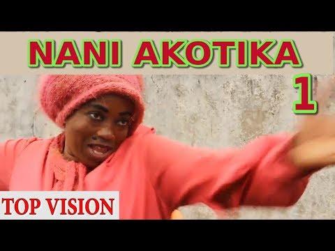 NANI AKOTIKA Theatre Ep 1 Congolais Buyibuyi,Makambo,Coquette,Barcelon,Faché