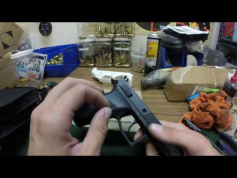 How to switch Ambi Mag Release CZ P09