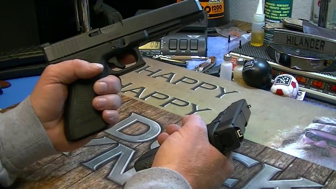Glock 40 Mos 10mm Glock 20 10mm Youtube