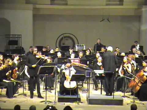 Sviatoslav Moroz violin, Natalia Gutman cello, A.Schnittke Concerto Grosso N.2