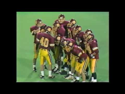 1991 5A Oklahoma State Football Championship