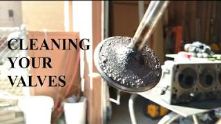 Valve Job- Cleaning Valves pt.1