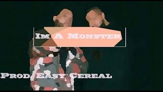i m a monster prod easy cereal the weeknd ft drake type beat
