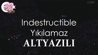 Gambar cover Girls' Generation - Indestructible (Türkçe Altyazılı)