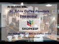 ShopKeep POS Review - Audio Interview with St. Johns Coffee in Portland, OR - Using ShopKeep POS