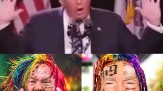 Donald Trump sings FEFE (The new Tekashi 69)