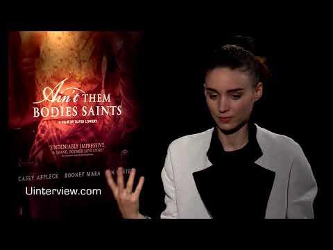 Rooney Mara On 'Ain't Them Bodies Saints'