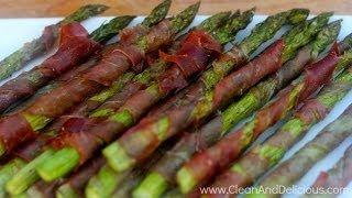 How to Make | Prosciutto Wrapped Asparagus Recipe