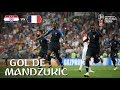 Francia vs Croacia 4-2 | Gol en contra de MANDZUKIC - Final Mundial Rusia 2018 de la FIFA Resumen