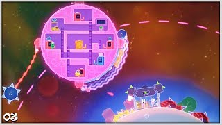 Gravitationsprobleme - #03 - Lovers in a dangerous Spacetime - Balui + Miri33