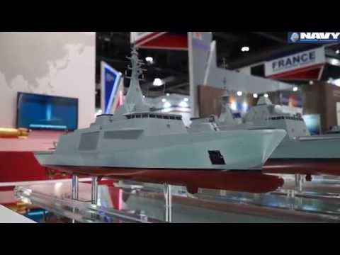 DCNS at IDEX 2015 Defense Exhibition in Abu Dhabi, UAE