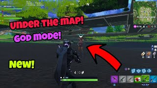 Fortnite Glitches Season 4 (New working) Under the map God mode PS4/Xbox one 2018