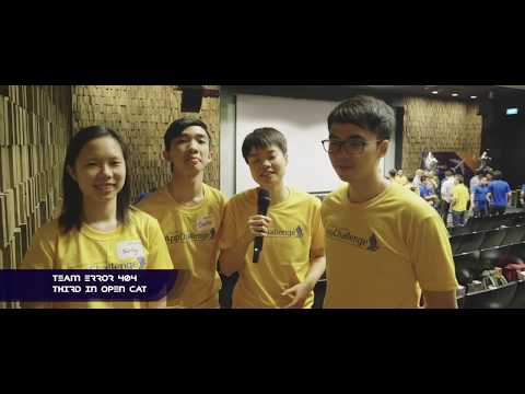 Singapore Airlines AppChallenge - Unravel Travel TV