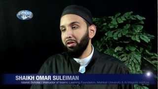 Global Issues With Sheikh Omar Suleiman & Shaikh Shafayat Mohamed