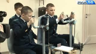 Оренбург. Главком ВВС посетил оренбургское Президентское кадетское училище. 12.02.2015(, 2015-02-12T13:50:47.000Z)