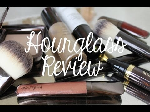 Hourglass Cosmetics Review - vlogwithkendra