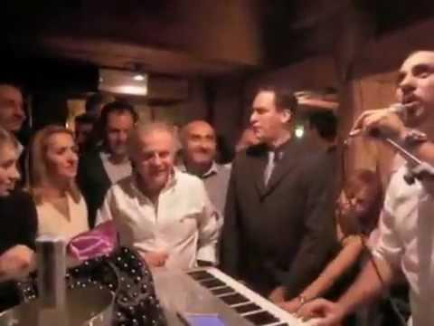 Vip Club Cortina Prezzi.Jerry Cala Al Vip Club Di Cortina Youtube