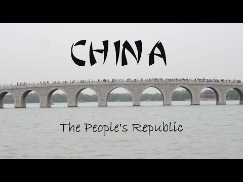 CHINA: The People's Republic