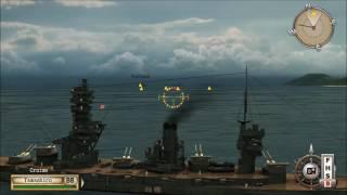 Battlestations: Midway Multiplayer Gameplay #1