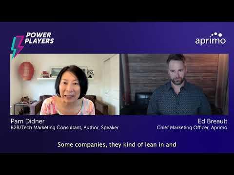 Power Players   Pam Didner Teaser1