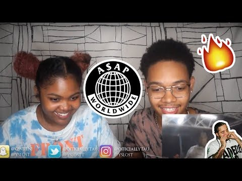 A$AP Mob - Feels So Good (Official Video) (REACTION)