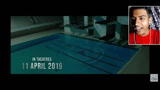 Download Video Sunyi (2019) Official trailer REACTION   Indonesian HORROR trailer REACTION MP3 3GP MP4