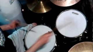Little Miss Strange - The Jimi Hendrix Experience (Drum Cover)