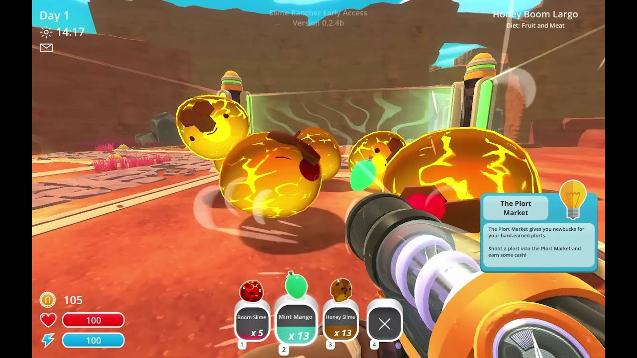 SPEED RANCHER | Slime Rancher guide to making plorts fast