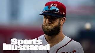 Don't Rule Out Bryce Harper To The Yankees Just Yet | SI NOW | Sports Illustrated