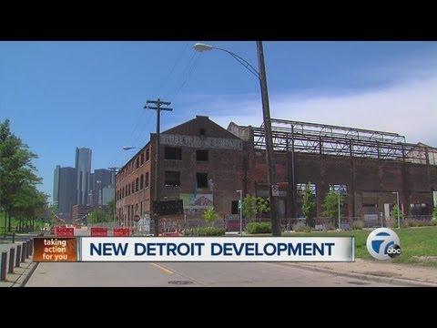 New Detroit development