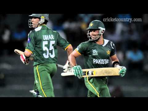 ICC World T20 2012 postmatch : Pakistan vs South Africa