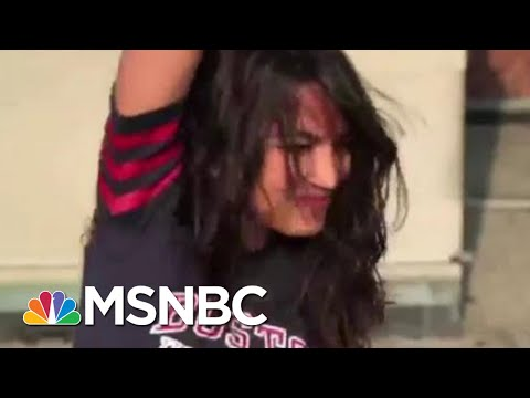 Right Attempts To Discredit AOC With Dancing Video | Morning Joe | MSNBC