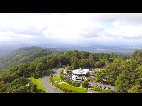 Dandenong Ranges by Drone - Victoria, Australia