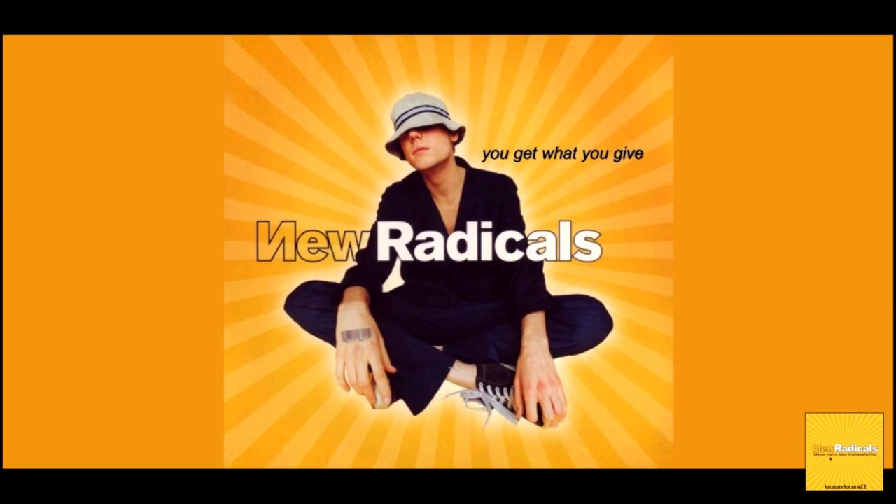 you get what you give album version new radicals