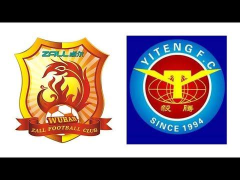 Round 19 - Wuhan ZALL vs Zhejiang Yiteng FC