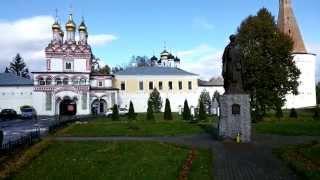 Иосифо-Волоцкий монастырь(, 2015-10-11T13:43:17.000Z)