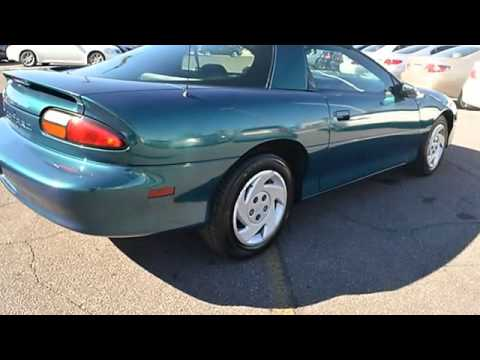 2001 chevrolet camaro reliable auto sales las vegas nv 89104 youtube. Black Bedroom Furniture Sets. Home Design Ideas
