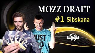 MOZZ DRAFT #1: Играем драфт с Sibskana