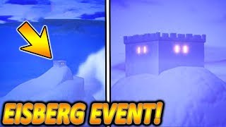 SEASON 7 EISBERG EVENT IN FORTNITE?❄️🔥 | NEW GUAN YU SKIN IN SHOP | Fortnite Battle Royale
