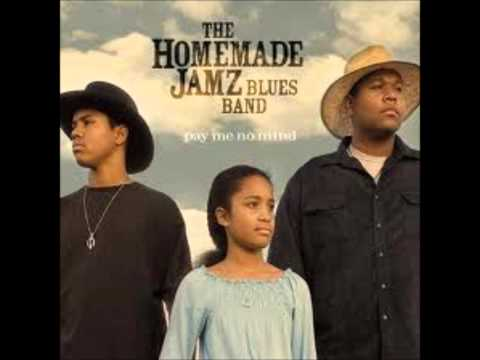 The Homemade Jamz Blues Band - Boom Boom