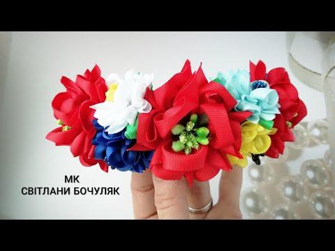 Украшения в украинском стиле своими руками
