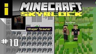 Mo' Money, Mo' Problems! - SkyBlock Season 1 - EP10 (Minecraft)