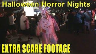 Halloween Horror Nights 2017 Random Scares