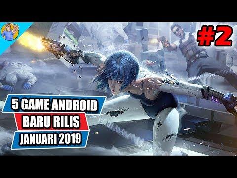 5 Game Android Terbaru dan Terbaik Rilis di Minggu Kedua Januari 2019