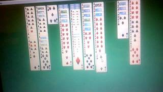 Spider Solitaire Hard Difficulty Four 4 Suits
